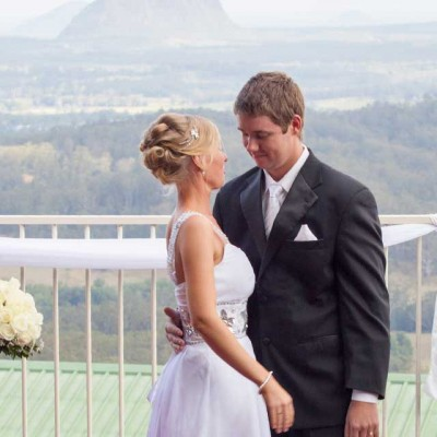 Married in Sunshine Coast Hinterland